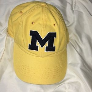 UofM yellow hat